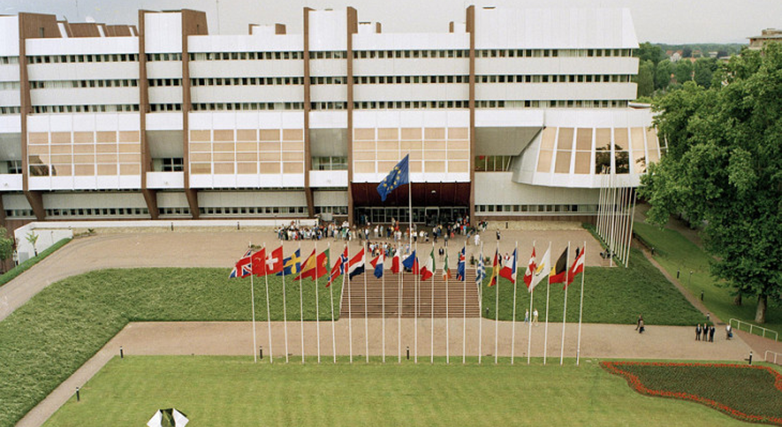Council of Europe building