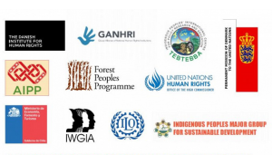Institutional logos