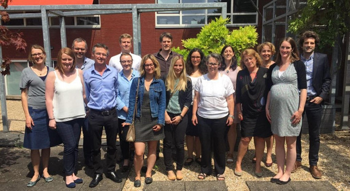 Legal Working Group in Utrecht