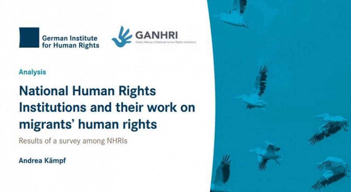 NHRI migrants rights report