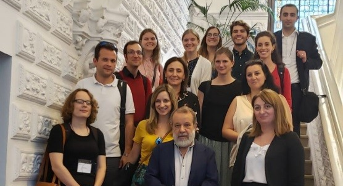 Participants of the Asylum and Migration WG meeting in Madrid