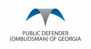Ombudsman of Georgia logo