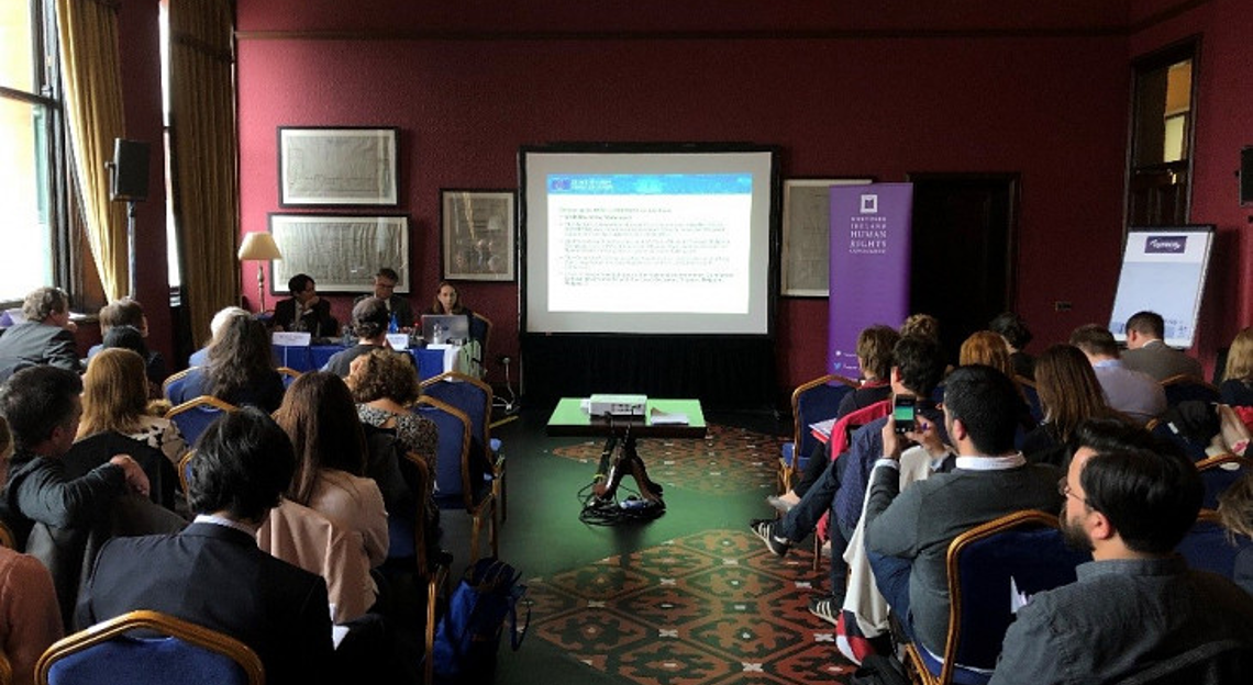 The first joint ESR and OPRE Platform meeting