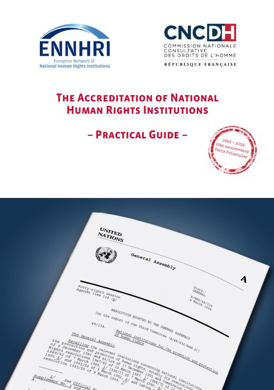 Practical Guide - The Accreditation of Human Rights Institutions