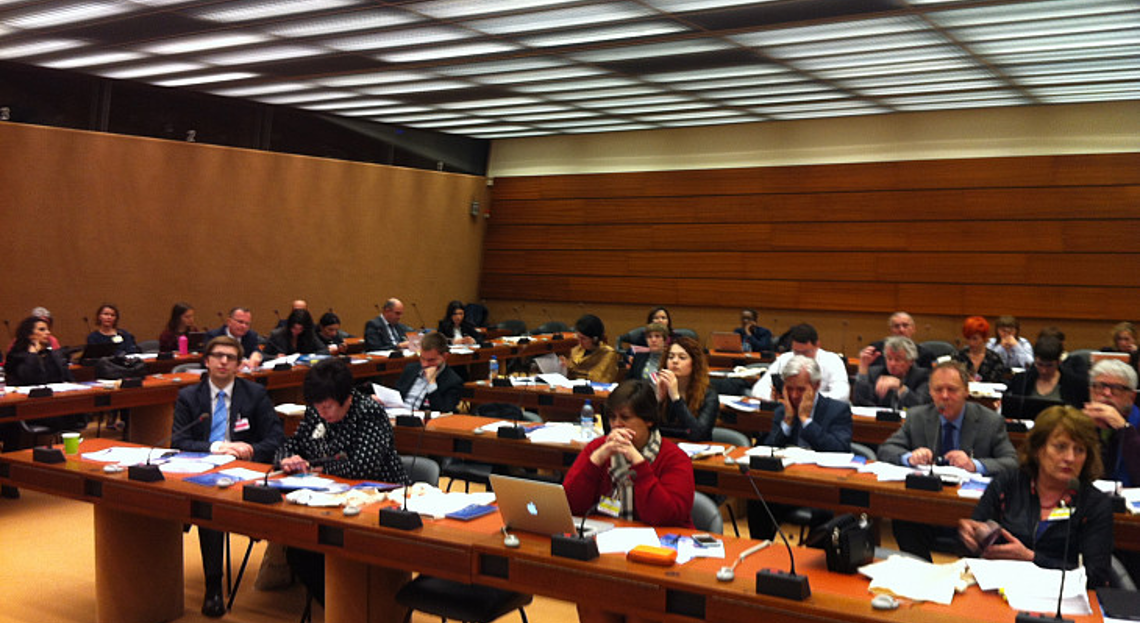 ENNHRI members at the Annual General Assembly
