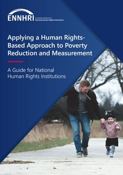 Applying a Human Rights-Based Approach to Poverty Reduction and Measurement - front page